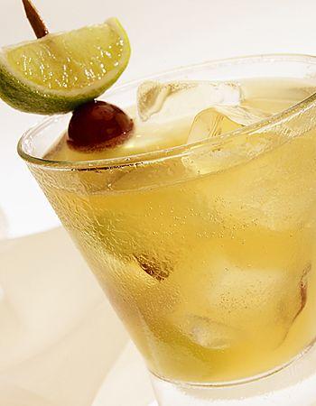 Cóctel Whisky Sour