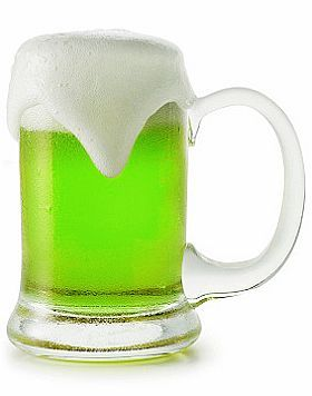 Cóctel Green Beer